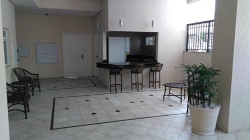 ref.: 1649 - apartamento em santos, no bairro jose menino - 2 dormitórios