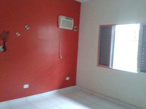 ref.: 165001 - casa em praia grande, no bairro canto do forte - 2 dormitórios