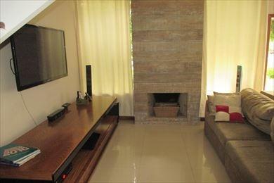 ref.: 1653 - casa condomínio fechado em taboao da serra, no bairro parque assuncao - 3 dormitórios