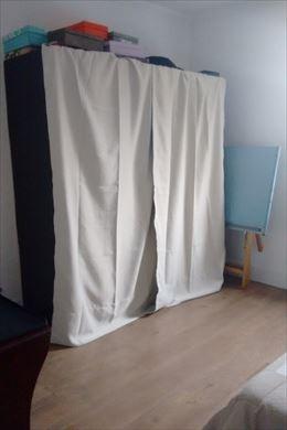 ref.: 1661 - apartamento em taboao da serra, no bairro chac agrindus - 2 dormitórios