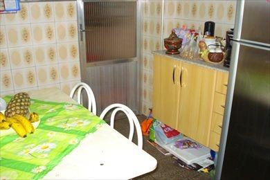 ref.: 1662 - casa em santos, no bairro macuco - 2 dormitórios