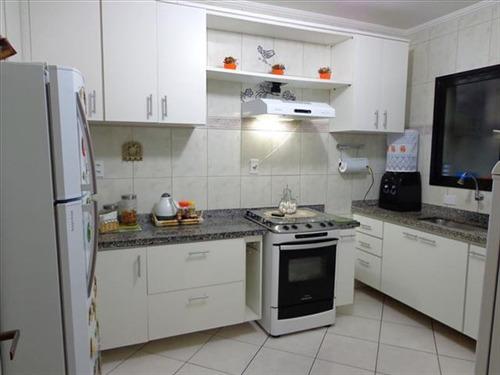 ref.: 166600 - apartamento em praia grande, no bairro canto do forte - 2 dormitórios