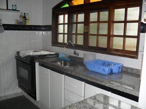 ref.: 167001 - casa condomínio fechado em praia grande, no bairro canto do forte - 2 dormitórios