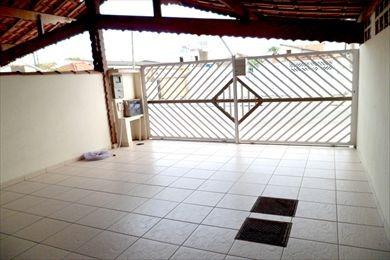 ref.: 167100 - casa em praia grande, no bairro quietude - 2 dormitórios
