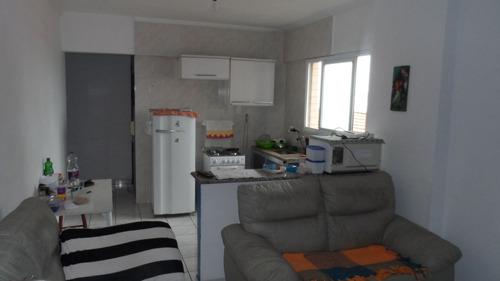 ref.: 1674 - apartamento em praia grande, no bairro campo aviacao - 1 dormitórios
