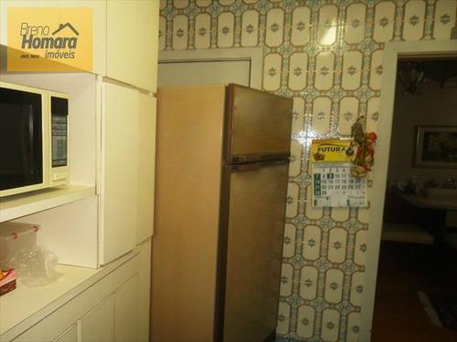 ref.: 168 - apartamento em sao paulo, no bairro santa cecilia - 2 dormitórios