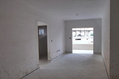 ref.: 168500 - apartamento em praia grande, no bairro caicara - 2 dormitórios