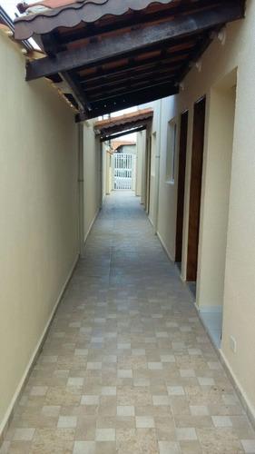 ref.: 1686 - casa condomínio fechado em praia grande, no bairro ribeiropolis - 1 dormitórios