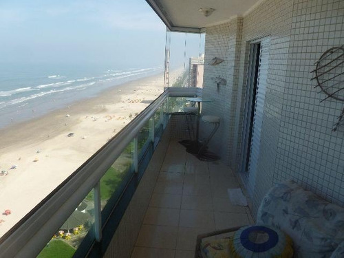 ref.: 168801 - apartamento em praia grande, no bairro caicara - 3 dormitórios