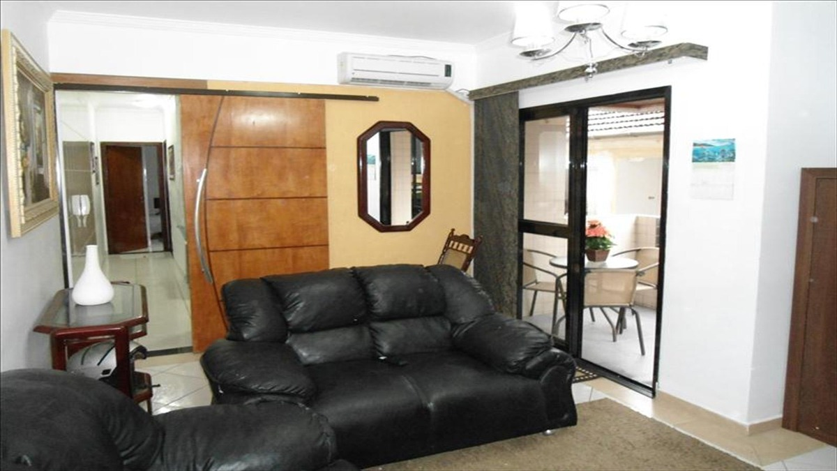 ref.: 169 - apartamento em praia grande, no bairro boqueirão - 1 dormitórios