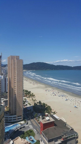 ref.: 1694 - apartamento em praia grande, no bairro vila guilhermina - 4 dormitórios