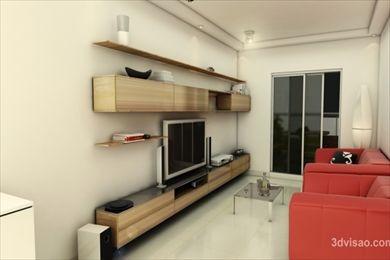 ref.: 169600 - apartamento em praia grande, no bairro boqueirao - 2 dormitórios