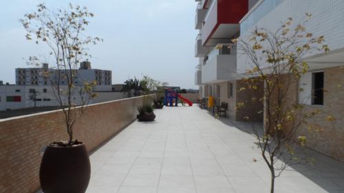 ref.: 1698 - apartamento em praia grande, no bairro cidade ocian - 2 dormitórios