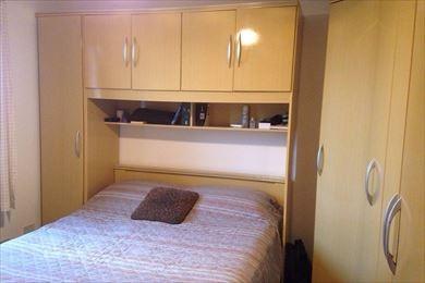 ref.: 1699 - apartamento em taboao da serra, no bairro jardim henriqueta - 2 dormitórios