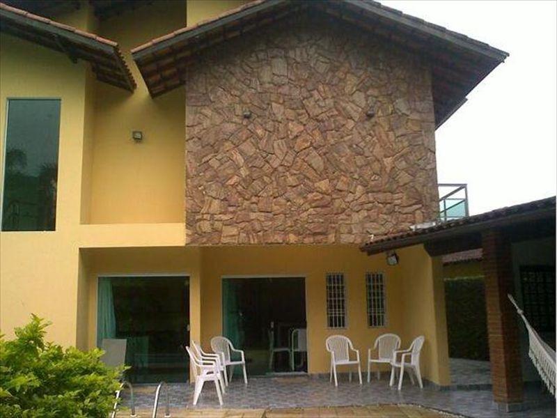 ref.: 17 - casa condomínio fechado em bertioga, no bairro guaratuba costa do sol - 5 dormitórios