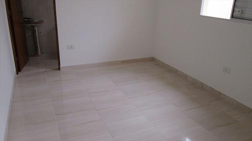 ref.: 170 - casa em itanhaém, no bairro jardim regina - 2 dormitórios