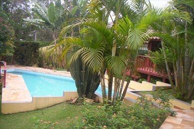 ref.: 1702 - casa condomínio fechado em cotia, no bairro palos verdes - 4 dormitórios
