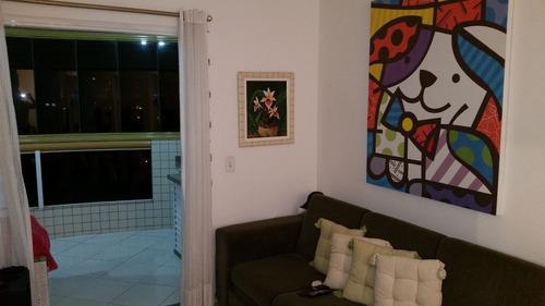 ref.: 1710 - apartamento em praia grande, no bairro vila tupi - 1 dormitórios