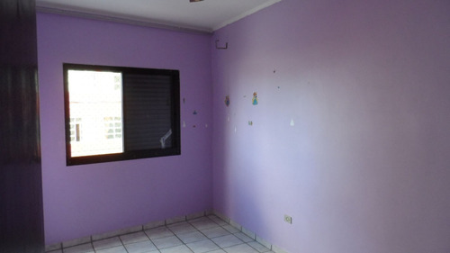 ref.: 1712 - apartamento em praia grande, no bairro campo aviacao - 2 dormitórios