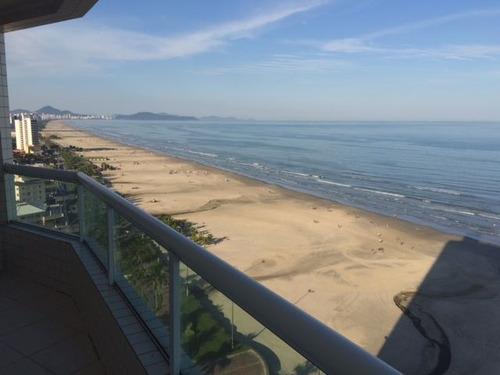 ref.: 171401 - apartamento em praia grande, no bairro maracana - 2 dormitórios