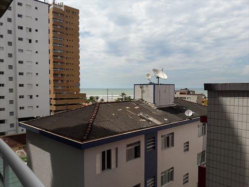 ref.: 171801 - apartamento em praia grande, no bairro ocian - 1 dormitórios