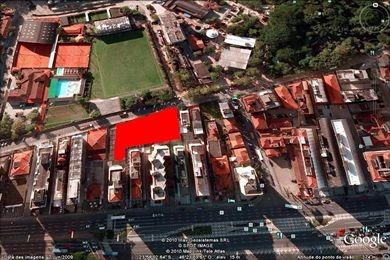 ref.: 172400 - terreno em santos, no bairro jose menino