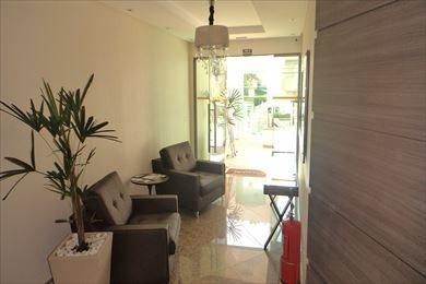 ref.: 1726 - apartamento em praia grande, no bairro guilhermina - 2 dormitórios