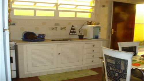ref.: 173 - casa em itanhaém, no bairro suarão - 3 dormitórios