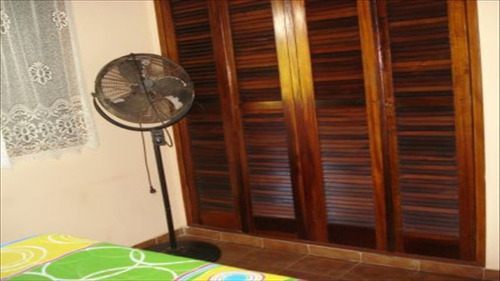 ref.: 17300 - casa em itanhaém, no bairro suarão - 3 dormitórios