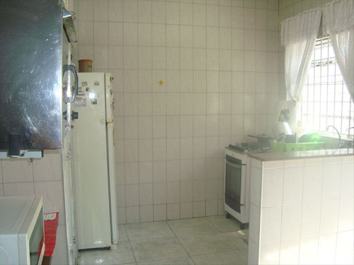 ref.: 17301 - casa em praia grande, no bairro vila mirim - 2 dormitórios