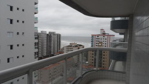 ref.: 1732 - apartamento em praia grande, no bairro cidade ocian - 2 dormitórios