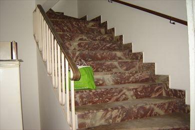 ref.: 173200 - casa em santos, no bairro gonzaga - 8 dormitórios