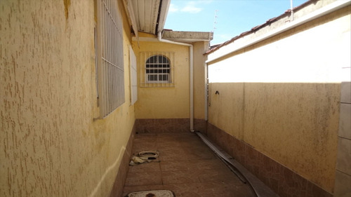 ref.: 1733 - casa em praia grande, no bairro canto do forte - 2 dormitórios