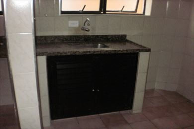 ref.: 173300 - apartamento em praia grande, no bairro guilhermina - 1 dormitórios