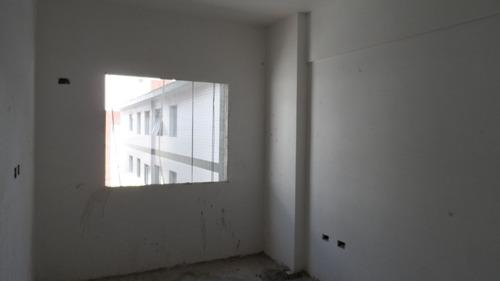 ref.: 1748 - apartamento em praia grande, no bairro vila tupi - 2 dormitórios