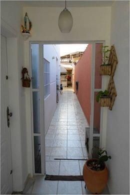 ref.: 176200 - casa em praia grande, no bairro guilhermina - 3 dormitórios