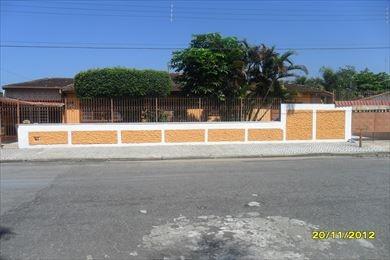 ref.: 176600 - casa em praia grande, no bairro caicara - 2 dormitórios