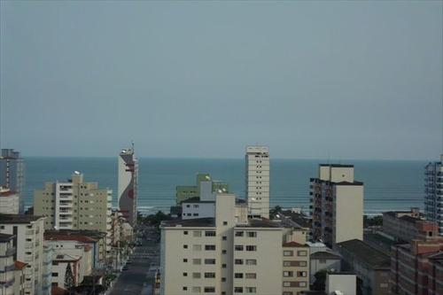 ref.: 1769 - apartamento em praia grande, no bairro boqueirao - 2 dormitórios