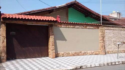 ref.: 177 - casa em praia grande, no bairro canto do forte - 2 dormitórios