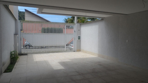 ref.: 1771 - casa em praia grande, no bairro canto do forte - 4 dormitórios