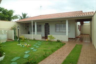 ref.: 178400 - casa em mongagua, no bairro sta eugenia - 2 dormitórios
