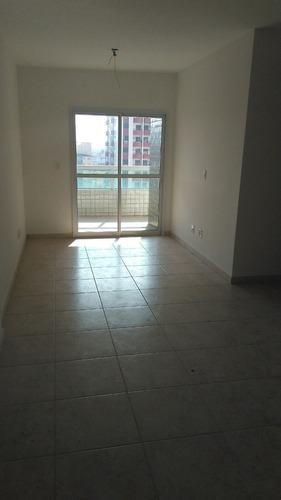 ref.: 1788 - apartamento em praia grande, no bairro canto do forte - 2 dormitórios