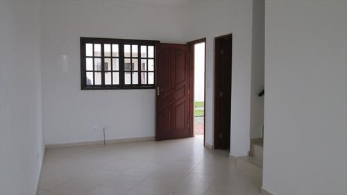 ref.: 179 - casa condomínio fechado em itanhaém, no bairro cibratel ii - 2 dormitórios