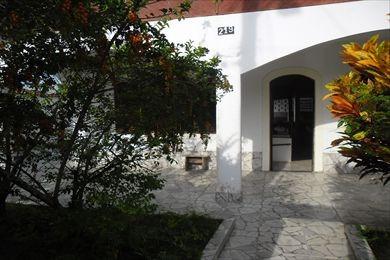 ref.: 17907 - casa em mongagua, no bairro jussara - 2 dormitórios