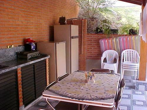 ref.: 1791 - casa condomínio fechado em itapevi, no bairro condominio refugio dos pinheiros - 5 dormitórios