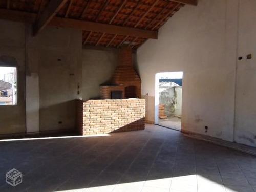 ref.: 1791 - casa em praia grande, no bairro canto do forte - 3 dormitórios