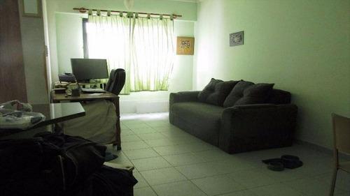 ref.: 1803 - apartamento em praia grande, no bairro canto do forte - 1 dormitórios
