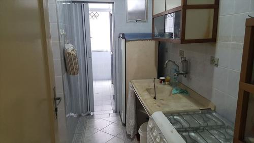 ref.: 1805 - apartamento em praia grande, no bairro guilhermina - 1 dormitórios