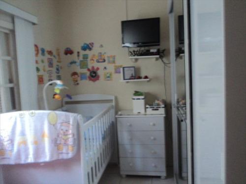 ref.: 181 - casa em praia grande, no bairro solemar - 3 dormitórios
