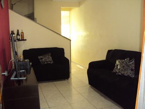ref.: 18101 - casa em sao vicente, no bairro parque sao vicente - 2 dormitórios
